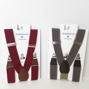 Saddlebred Suspenders